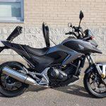 2014 Honda NC750X side profile