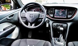 2014 Dodge Dart SXT interior