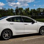 2014 Dodge Dart SXT side profile