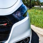 2014 Dodge Dart SXT headlight and grille