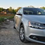 2014 Volkswagen Jetta TDI headlight