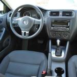 2014 Volkswagen Jetta TDI driver's side cockpit