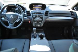 2014 Acura RDX Technology interior