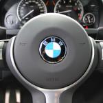 2014 BMW X5 xDrive50i steering wheel