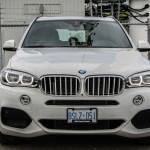 2014 BMW X5 xDrive50i front