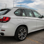2014 BMW X5 xDrive50i side profile