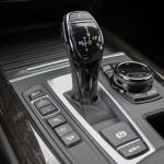 2014 BMW X5 xDrive50i shifter