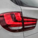2014 BMW X5 xDrive50i taillight