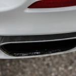 2014 BMW X5 xDrive50i exhaust