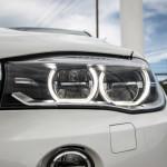 2014 BMW X5 xDrive50i headlight