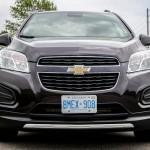2014 Chevrolet Trax LT front