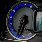 2014 Chevrolet Trax LT instrument cluster