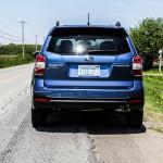 2015 Subaru Forester 2.5i rear