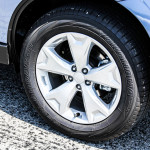 2015 Subaru Forester 2.5i wheel