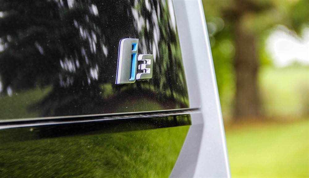 First Drive: 2015 BMW i3