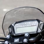 2014 Honda NC750S instrument cluster