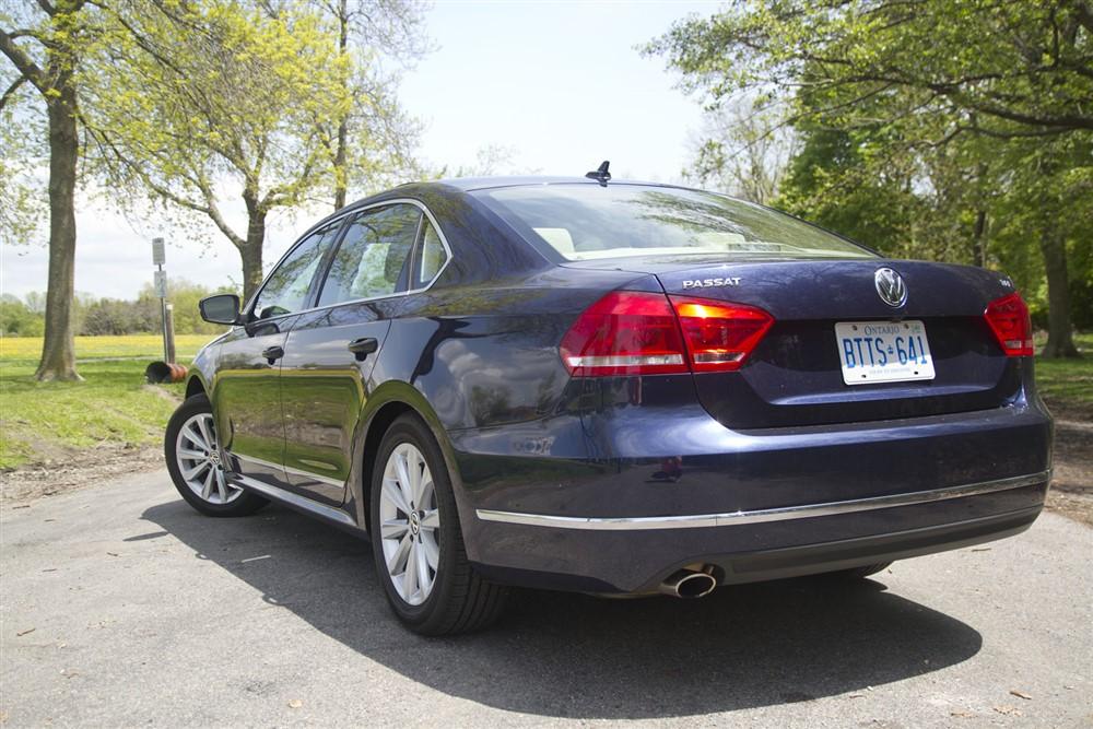 2014 Volkswagen Passat TSI