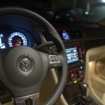 2014 Volkswagen Passat TSI dashboard