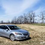 2014 Acura RLX front 1/4