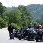 Road Trip: 2014 Honda CTX1300 group shot
