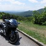 Road Trip: 2014 Honda CTX1300 scenery