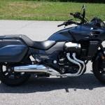 Road Trip: 2014 Honda CTX1300 profile