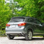 2014 Mitsubishi RVR Limited Edition rear 1/4