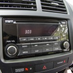 2014 Mitsubishi RVR Limited Edition stereo