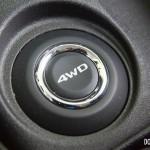 2014 Mitsubishi RVR Limited Edition 4WD button
