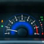 2014 Honda Civic Touring tachometer