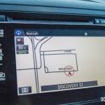 2014 Honda Civic Touring navigation screen