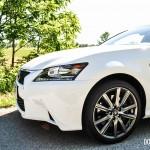 2014 Lexus GS350 front 1/2