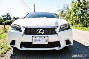 2014 Lexus GS350 front