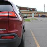 2014 Jeep Cherokee North taillight
