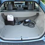 2014 Toyota Prius Plug-In trunk