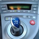 2014 Toyota Prius Plug-In shifter