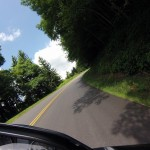 Road Trip: 2014 Honda CTX1300 speed