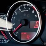 2015 Subaru BRZ instrument cluster