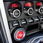 2015 Subaru BRZ center stack