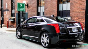 2014 Cadillac ELR charging