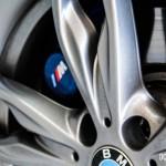 2014 BMW M235i wheel/caliper