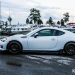 2015 Subaru BRZ side profile