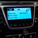 2014 Hyundai Accent GLS stereo display