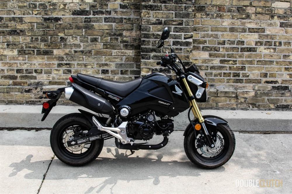 2015 Honda Grom >> First Ride 2015 Honda Grom