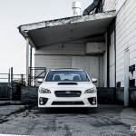 2015 Subaru WRX STi front