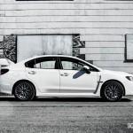 2015 Subaru WRX STi side profile