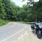 Road Trip: 2014 Honda CTX1300 roadside
