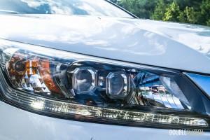 Second Look: 2014 Honda Accord Touring LED headlight
