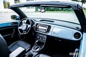 2014 Volkswagen Beetle Convertible interior