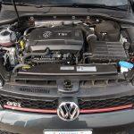 2015 Volkswagen GTI engine bay